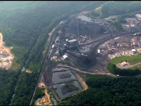 Coal Mining Aerial