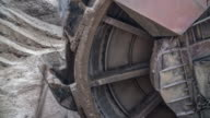 Coal Mining Close Up