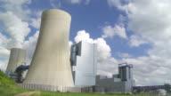 Coal Kraftwerk Zeitraffer
