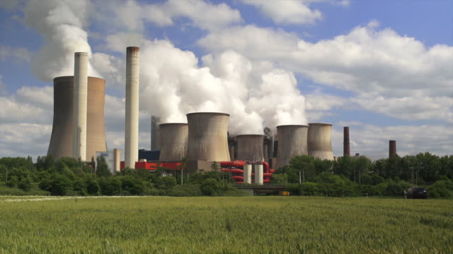 HD Coal Power Plant (Real Time) (4:2:2)