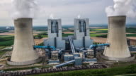 AERIAL: Coal Power Station