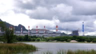 ZI/coal-fired power plant in northern Thailand.