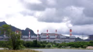 ZO/coal-fired power plant in northern Thailand.