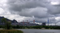 ZO:coal-fired power plant in northern Thailand.