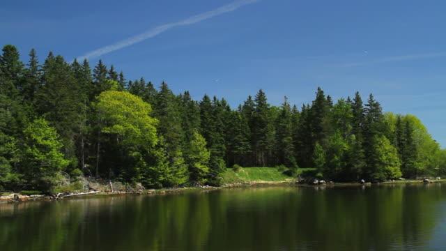 Küste von Maine