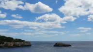 Coast of Majorca - Timelapse