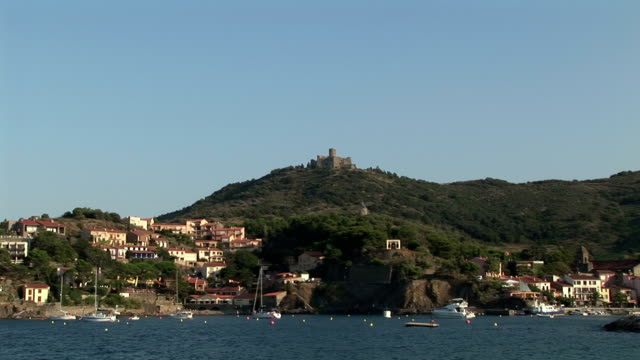 WS, Coastline of Collioure, Languedoc-Roussillon, France