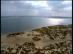 Coastline of North Carolina