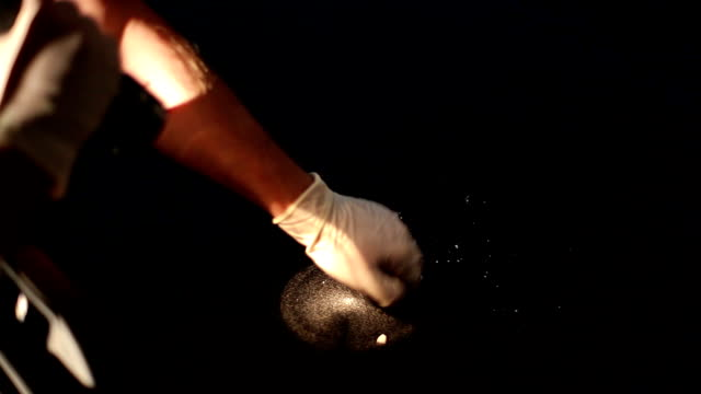 HD: Kokain versteckt In einer Auto-Kofferraum