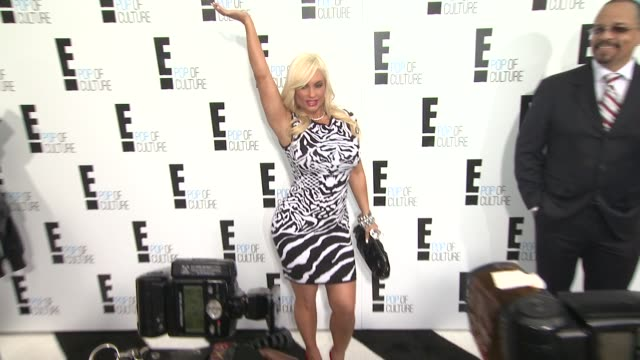 Coco at E Upfront 2012 at Gotham Hall on April 30 2012 in New York New York