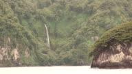 Cocos Island Waterfalls