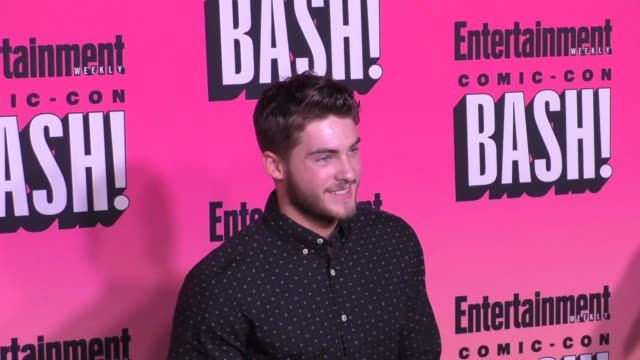 Cody Christian at Entertainment Weekly Hosts Annual ComicCon Celebration at Float at Hard Rock Hotel San Diego on July 23 2016 in San Diego California