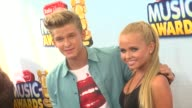Cody Simpson Ali Simpson at 2013 Radio Disney Music Awards 4/27/2013 in Los Angeles CA