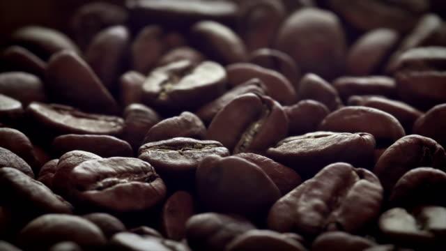 Achtergrond van de koffieboon