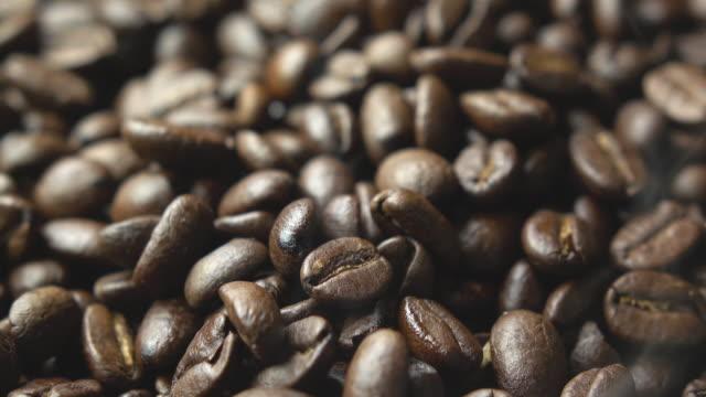 Coffee Bean met rook