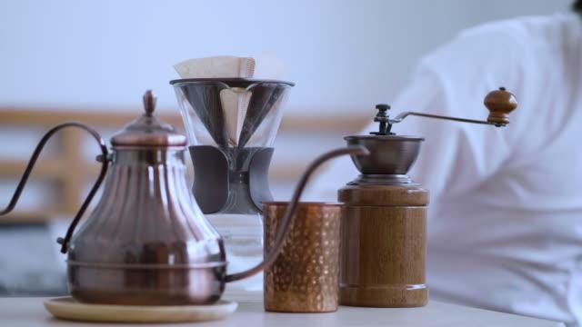 Tropfenfänger Kaffee zu Hause