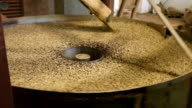 Coffee processing and roasting