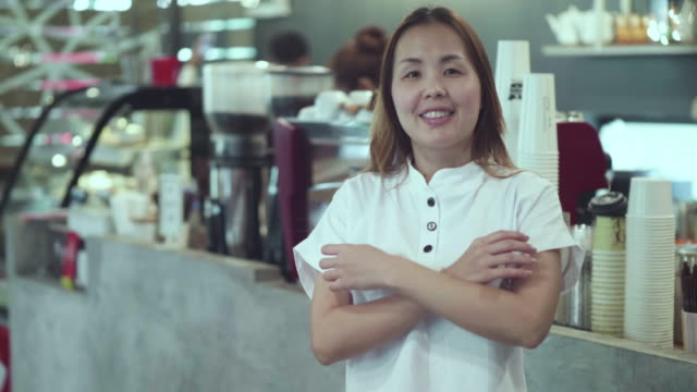 Coffee shop eigenaar