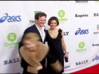 Colin Firth and wife Olivia Firth at the OXFAM Annual Fundraiser at Esquire House 360 in Beverly Hills California on November 29 2006