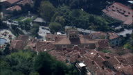 Collodi  - Aerial View - Tuscany, Provincia di Lucca, Capannori, Italy