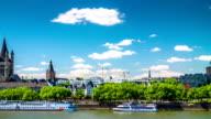 Kölner Dom und die Altstadt