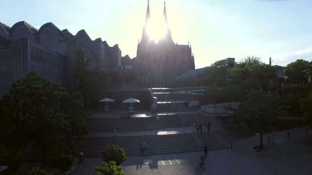 4 K-Cologne, Köln Luftaufnahme