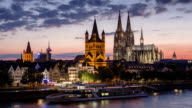 Cologne skyline