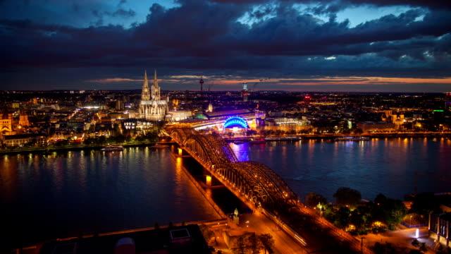 ZEITRAFFER: Köln,
