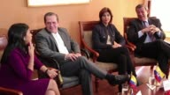 Colombian and Venezuelan foreign ministers held talks Saturday in Ecuador to pave the way for a subsequent meeting between the two presidents who...