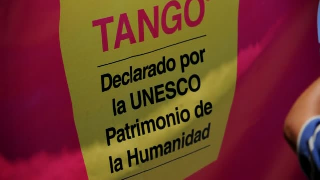 Colombian dance duo Diego Benavidez and Natasha Agudelo won the Tango Salon category in the World Tango Championships in Buenos Aires beating out...