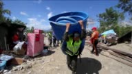 Colombians continue to be deported or run away from Venezuela for fear of losing their belongings if they are expelled from the country which shut...