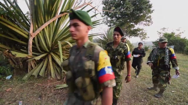 Colombia's FARC former guerrilla force announced Thursday that it has named its new party the Common Alternative Revolutionary Force as it enters the...