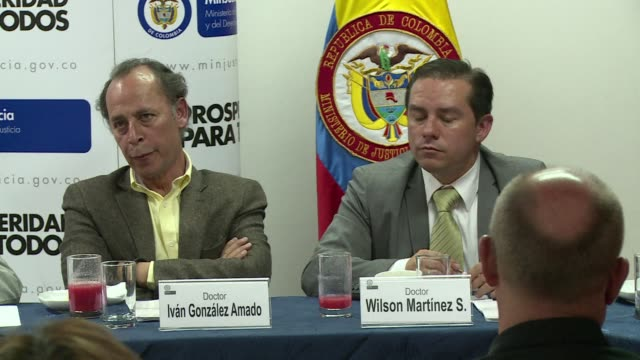 Colombias presidential advisory commission on drug policy believes it is necessary to change the focus of the fight against drug trafficking in the...