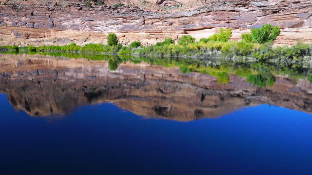 Colorado river, Arches National Park, Utah, Usa, North America, America