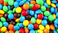 Colorful Chocolate Candy - 3 Videos in 1 (Full HD)