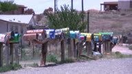 (HD1080i) Colorful Country Mailboxes