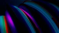Kleurrijke lijnen achtergrond