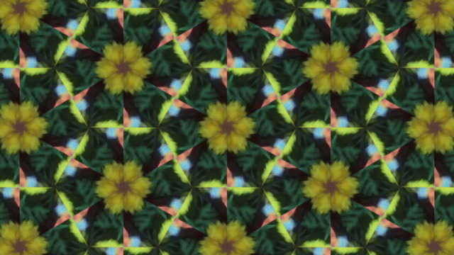 colorful of  kaleidoscope