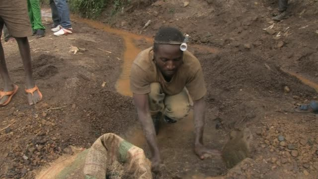 Coltan has become the mineral of choice for miners in the Democratic Republic of Congo Kivu Congo