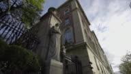 Columbia University Entrance