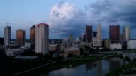 Columbus Ohio Skyline at Twilight
