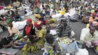 UN combat helicopters fired on rebels advancing on the key eastern DR Congo city of Goma Sunday as government troops and top local officials...