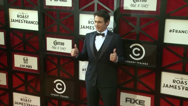 CLEAN Comedy Central Roast Of James Franco Culver City CA United States 8/25/2013