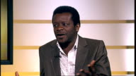 Stephen K Amos interview Stephen K Amos interview SOT discusses forthcoming appearance at the Greenwich Comedy Festival