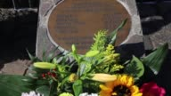 A commemoration ceremony is held for the victims of the 1993 racist arson attack in Germany that left five members of a Turkish family dead in...