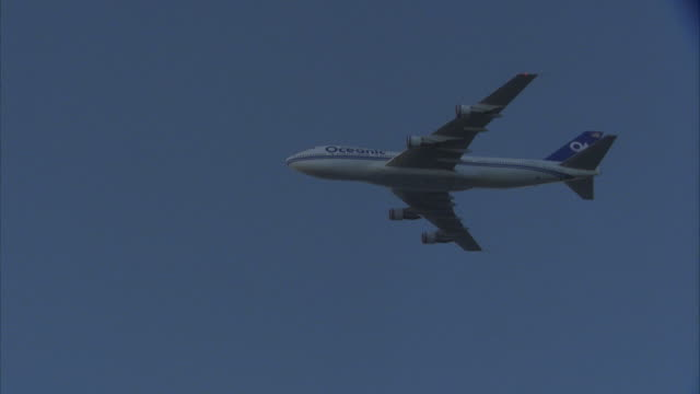 AERIAL AIR TO AIR, commercial jet flying