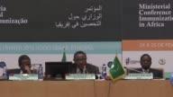 Commissioner for Social Affairs Mustapha Sidiki Kaloko WHO Regional Director for the Eastern Mediterranean Ala Alwan Former Tanzanian President...