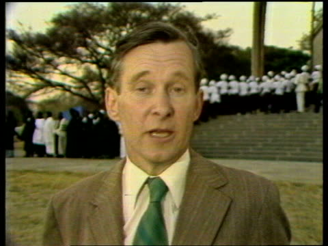 Lusaka 'The agreement was worked outZOOM INRhodesian whites' CS MALCOLM FRASER SOF 'I would have thoughtsome change' CMS HAVILAND SOF 'And Mr...