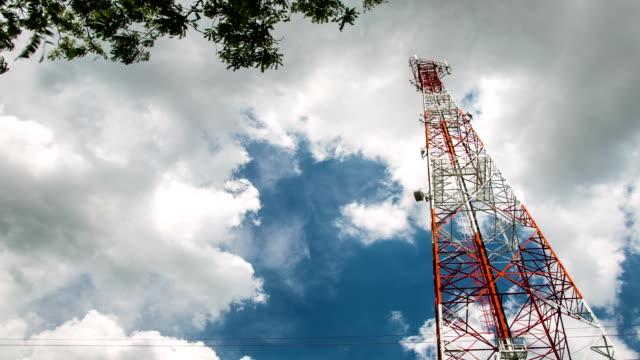 Kommunikation-Turm.