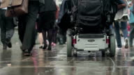 Commuter wheelchair    COM
